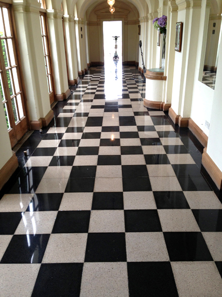 London Services Stone Floor Cleaning Professional